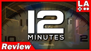 12 Minutes Review (PC, Xbox One, Game Pass) (Video Game Video Review)