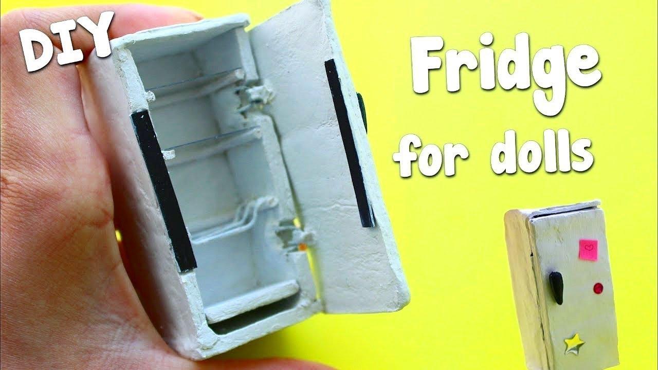 Как сделать мини холодильник фото 214