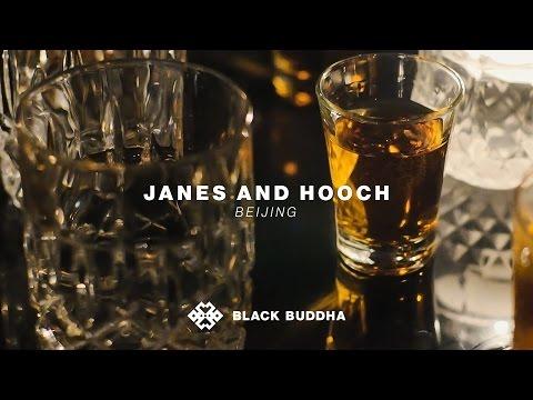 Janes and Hooch | Black Buddha (Beijing)