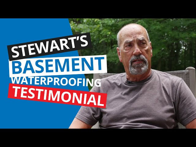 Basement Waterproofing Testimonial | Best Solution for Our Problem