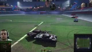 Танкобол турнир в World of Tanks. 2-й отбор