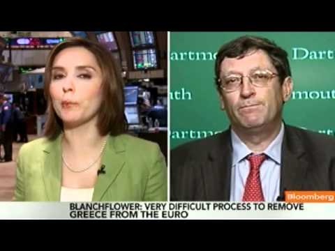 Blanchflower Says More Fed Asset Purchases Possible