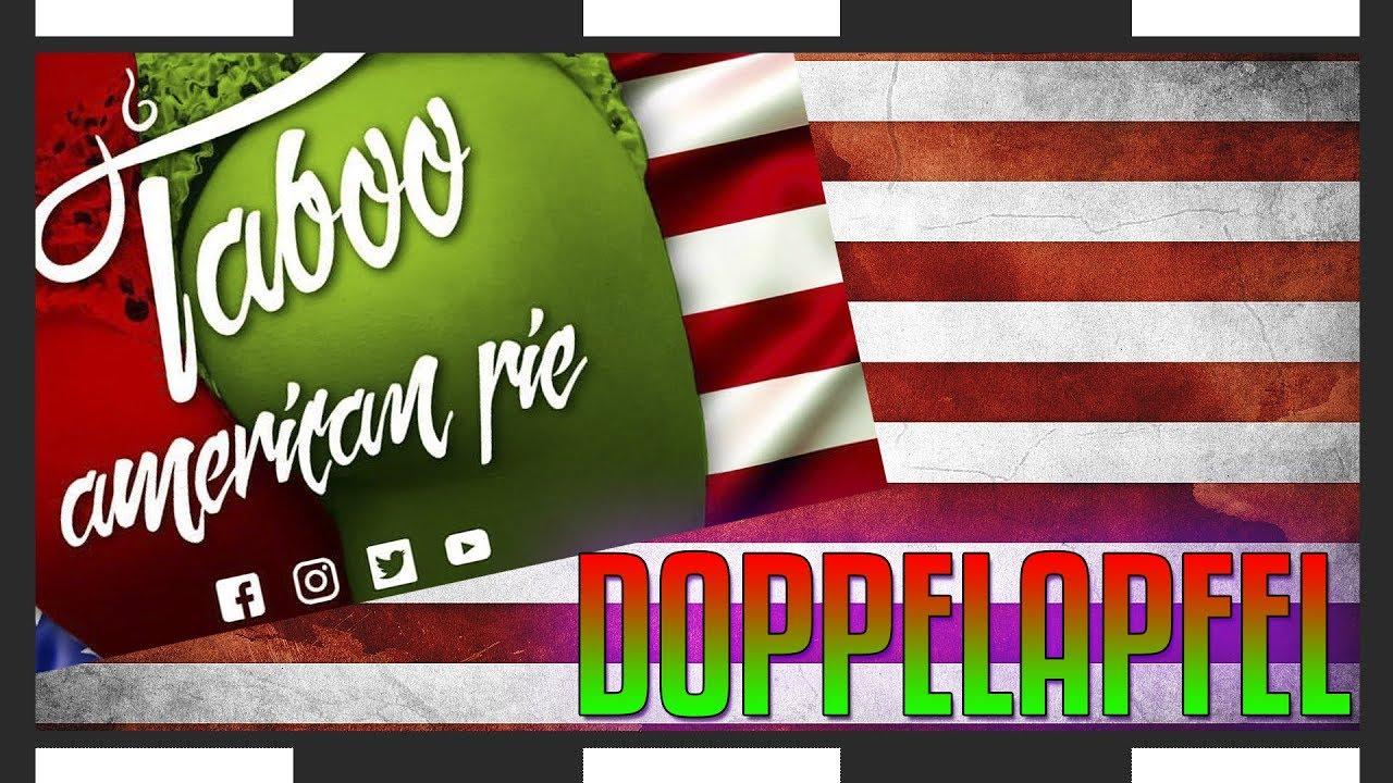 DER LECKERSTE DOPPELAPFEL ?! - Taboo American Pie // Tabakreview