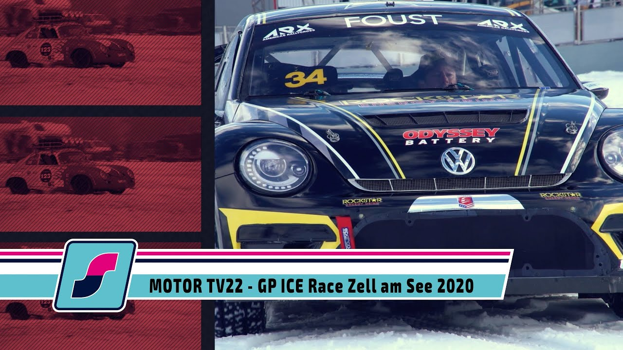 MOTOR TV22: GP ICE Race 2020 in Zell am See