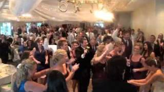 mark and kristi wedding flash mob