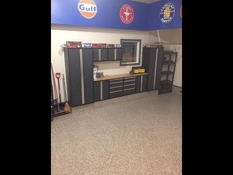 Zone Garage - Floor Coating Company in Calgary