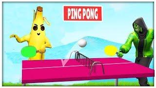 WHO WINS PING PONG WINS 5000 V-Bucksa ❗️ ️-fortish/w MarkoKC