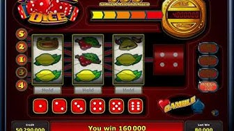 Multi Dice on GameTwist! (Online Slot) (Play for FREE)