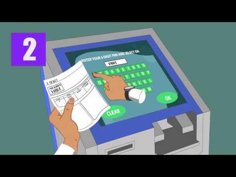Self Check in Kiosk Infomercial video