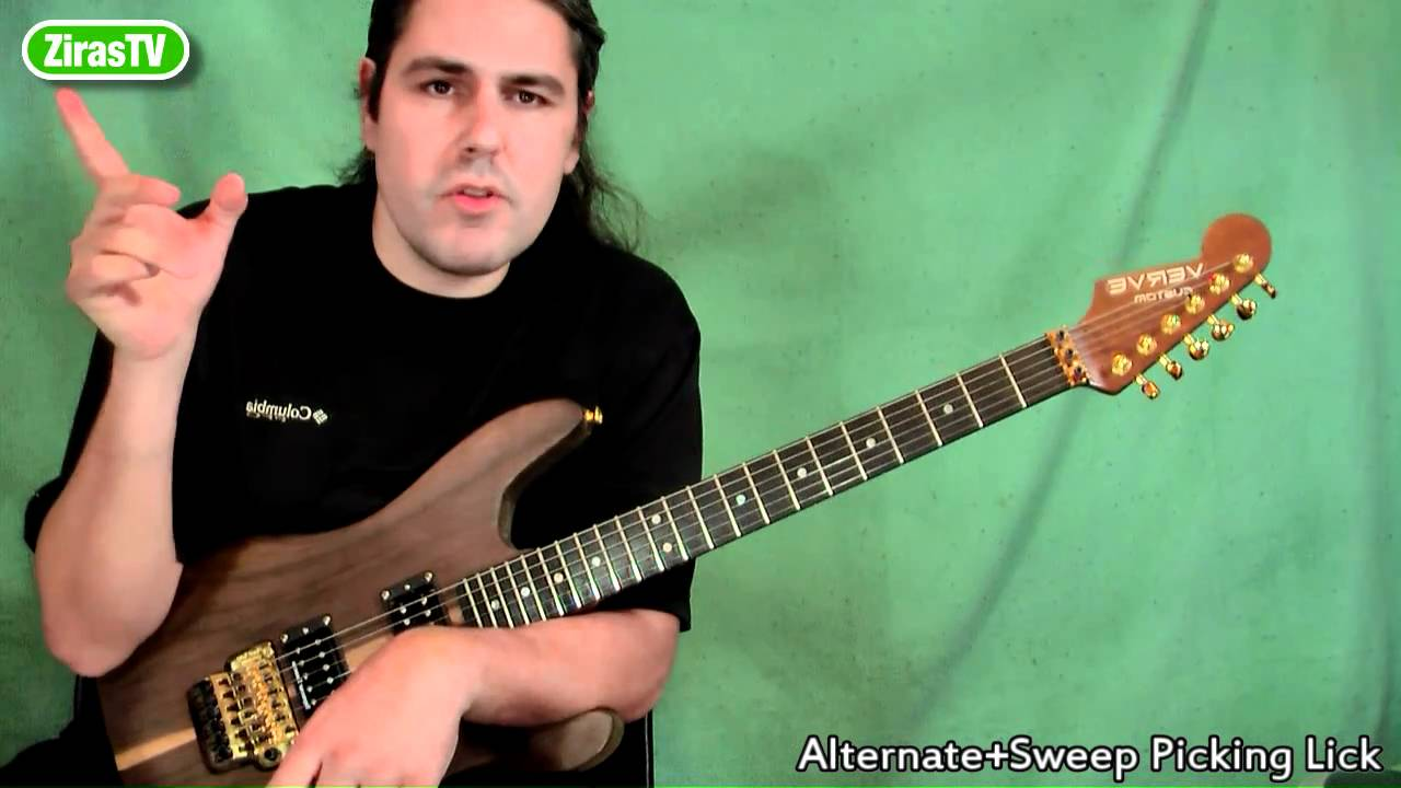 Guitar speed lick lessons like sucking