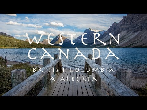 WESTERN CANADA 2016 | Camping & Canoe Road Trip