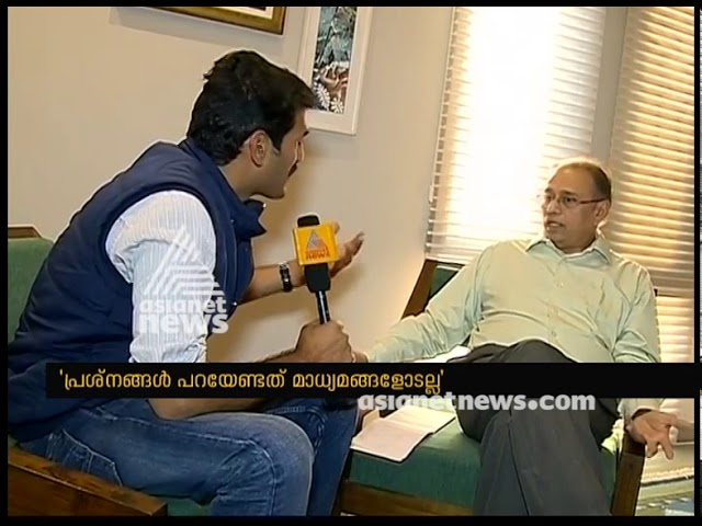 Justice KS Radhakrishnan responds on Supreme Court row