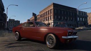 Трейлер предзаказа Mafia III