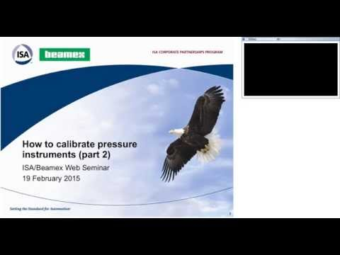 How to Calibrate Pressure Instruments (Part 2)
