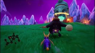 Spyro 3: Year Of The Dragon (The Reignited Trilogy) - Revenge On Moneybags (PS4) [German]