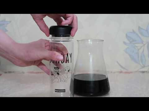 점적식 콜드브루 만들기(더치커피)
