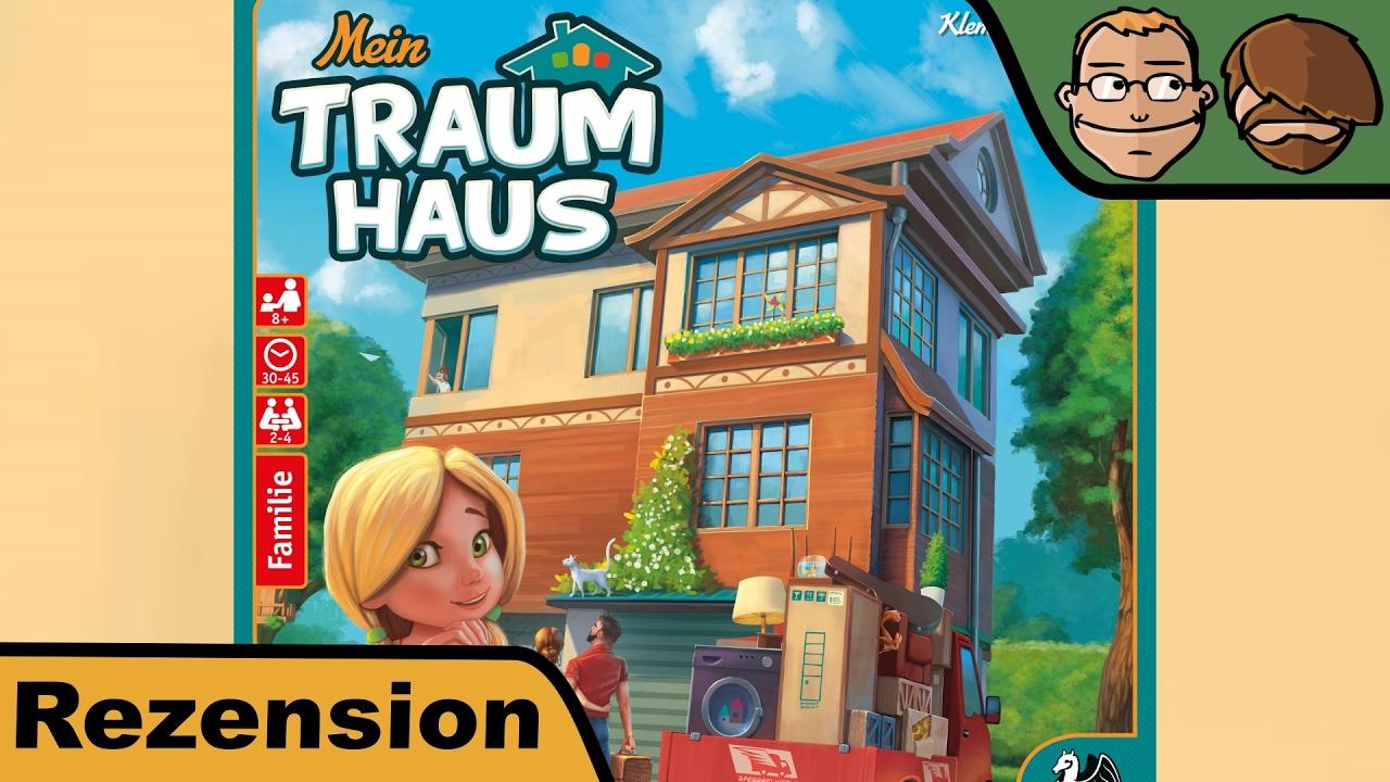 Mein Traumhaus - Brettspiel - Review