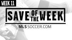 MLS Save of the Week Nominees: Week 11
