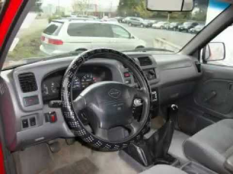 Preowned 1998 Nissan Frontier Bellevue Wa Youtube