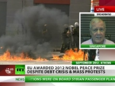 Jim Rogers: Nobel Farce Prize won't save EU from pain, cuts & riots