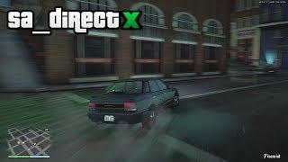 """GTA San Andreas - SA_DirectX 2.0 """"Mission #62 - Test Drive"""" (Gameplay)"""