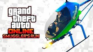 GTA Online Smuggler's Run - All Custom Aircraft