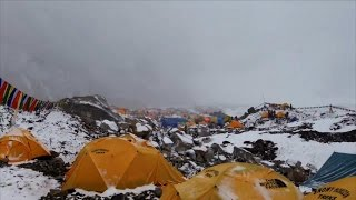 Quake That Shook Everest | WEATHER GONE VIRAL