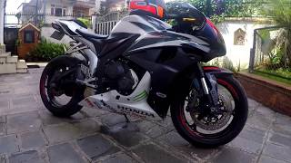 Super Bikes in Nepal ! CBR 600RR || DUKE 250 (Short Project)