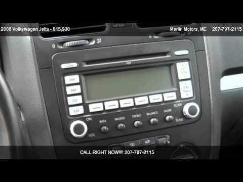 2008 Volkswagen Jetta SEL PZEV - for sale in Portland, ME 04101