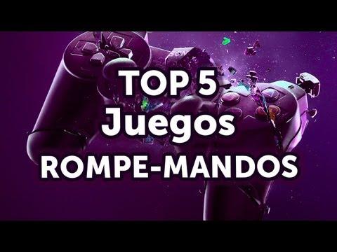 Top 5 - Juegos Rompe Mandos