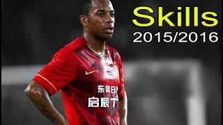 Robinho ● Guangzhou Evergrande ●  Goals, Skills & Assists ● 2015/2016 ●   HD  