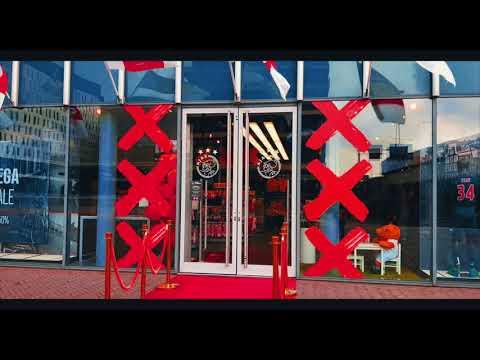 Amsterdam ArenA ,Ajax Amsterdam(Our Stadium Tour)