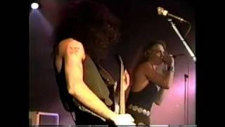 Mirror Black  Sancuary - Taste my revenge LIVE 1993