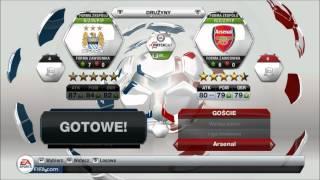 FIFA 13 Gameplay PC (Menu gry) PL