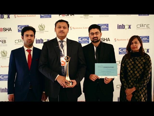 LMKT at P@SHA ICT Awards 2017