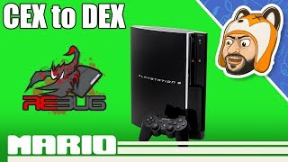 How to Convert a Jailbroken PS3 from CEX to DEX