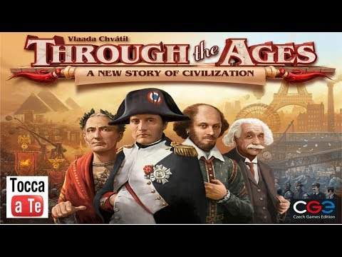 Tocca a te 091 - Through the Ages