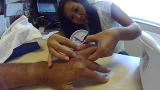 Hand Therapy Hawaii Hand & Rehabilitation Services Serial Casting Part 1