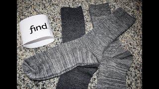 Hombre calcetines no elásticos de