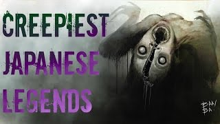 Scariest Urban Legends from Japan [2 New Ghost Stories]