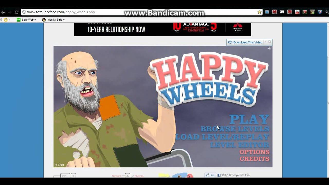 happy wheels no full version 100 you