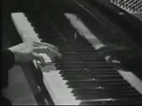 "Gyorgy Cziffra - Liszt ""Grand Galop Chromatique"""