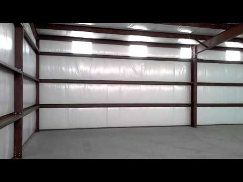 Steel Building 40x50x14 Workshop AZ