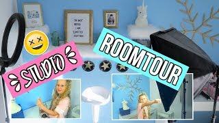 Baixar STUDIO TOUR 🎥 Roomtour 2018 — MAVIE Noelle