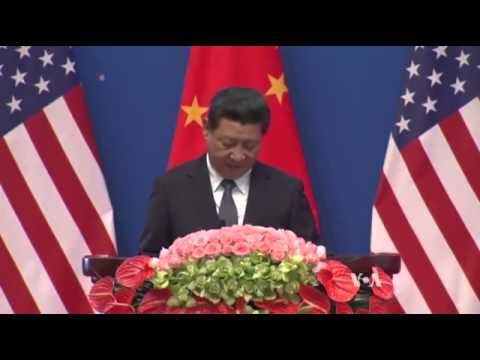 Xi: US, China Confrontation Would Be 'Disaster'