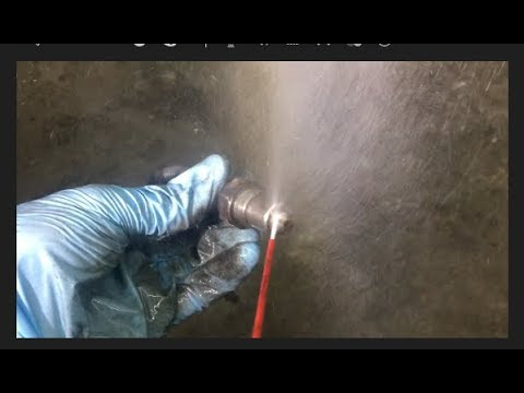 mercedes sprinter o2 oxygen sensor cleaning (очистка датчика кислорода )