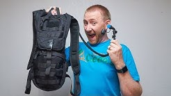 Marchway Tactical Hydration Pack Review