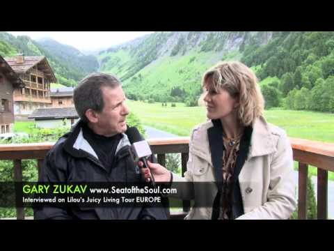 Creating authentic power when things go wrong - Gary Zukav, France