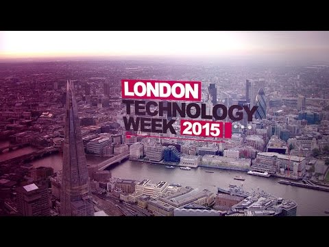 London Technology Week 2015