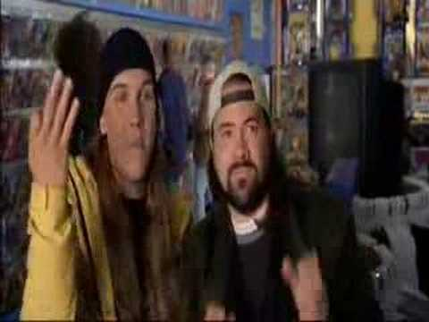Jay and Silent Bob Strike Back Song (Brodie, matt matt matt)